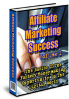 Product picture Affiliate Marketing Success Vol. #1
