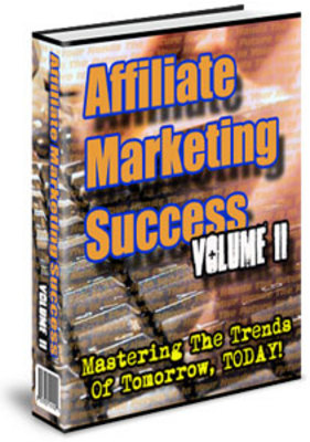 Product picture Affiliate Marketing Success Vol. #2