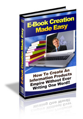 Product picture E-Book Creation Made Easy