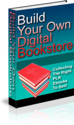 Product picture Building Your Own Digital Bookstore