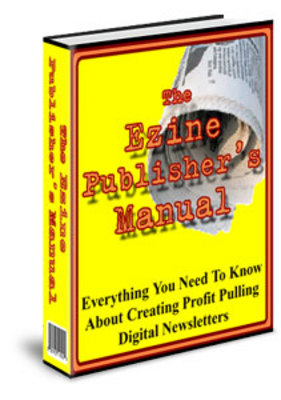 Product picture The Ezine Publishers Manual