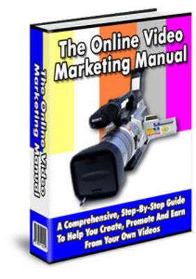 Product picture The Online Video Marketing Manual