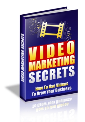 Product picture Video Marketing Secrets