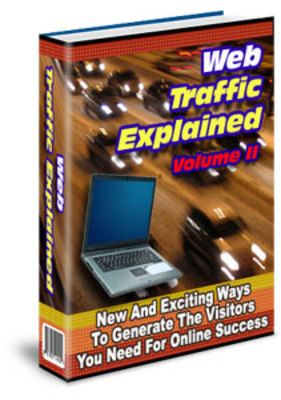 Product picture Web Traffic Explained Volume II
